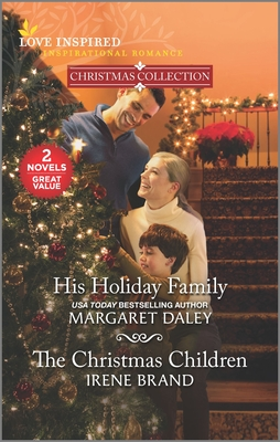 Cover for His Holiday Family & the Christmas Children