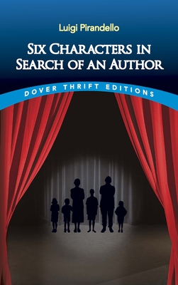 Six Characters in Search of an Author Cover