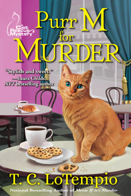 Purr M for Murder (A Cat Rescue Mystery #1) Cover Image