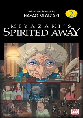 Spirited Away Film Comic, Vol. 2 (Spirited Away Film Comics #2) Cover Image