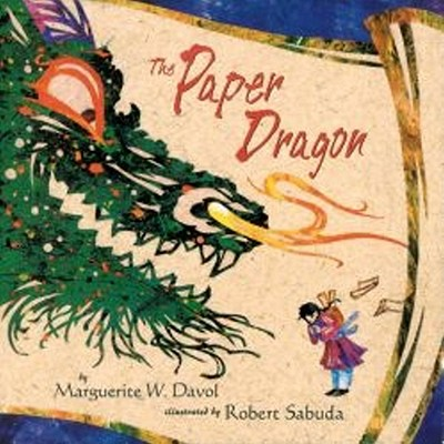 The Paper Dragon Cover