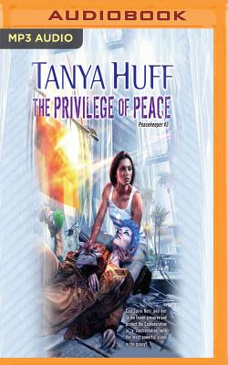 The Privilege of Peace (Peacekeeper #3) Cover Image