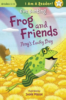 Frog's Lucky Day (I Am a Reader!: Frog and Friends #7) Cover Image