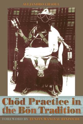 Chod Practice in the Bon Tradition Cover