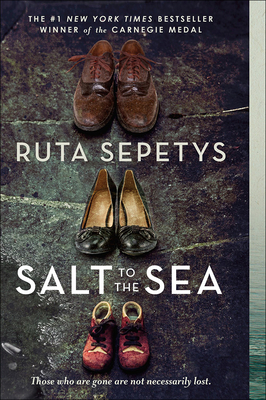 Cover for Salt to the Sea