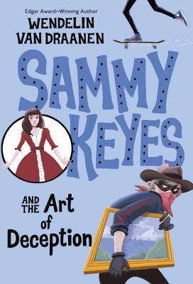 Sammy Keyes and the Art of Deception Cover