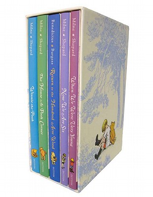 The World of Winnie-The-Pooh Deluxe Gift Box Cover