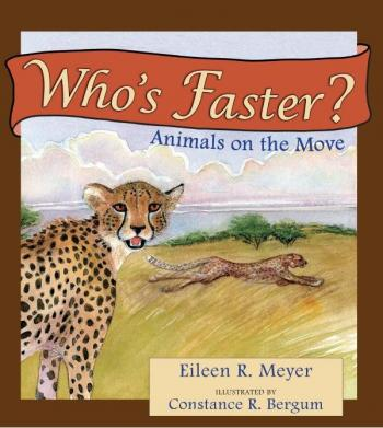 Cover for Who's Faster?
