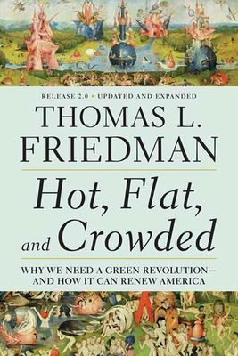 Hot, Flat, and Crowded cover image