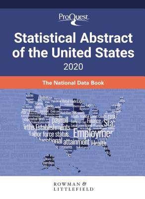 Proquest Statistical Abstract of the United States: The National Data Book Cover Image