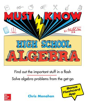 Must Know High School Algebra Cover Image