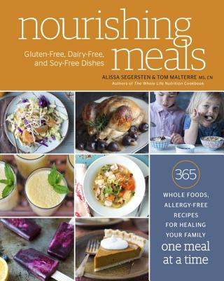 Nourishing Meals Cover