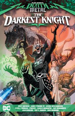 Dark Nights: Death Metal: The Darkest Knight Cover Image
