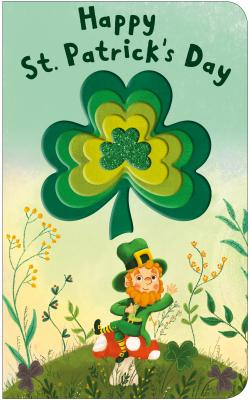 Shiny Shapes: Happy St. Patrick's Day Cover Image
