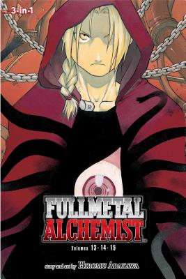 Fullmetal Alchemist (3-in-1 Edition), Vol. 5: Includes vols. 13, 14 & 15 Cover Image