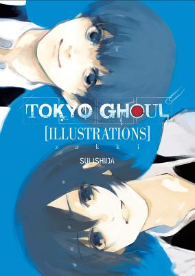 Tokyo Ghoul Illustrations: zakki Cover Image