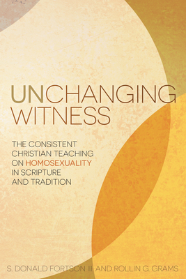 Cover for Unchanging Witness