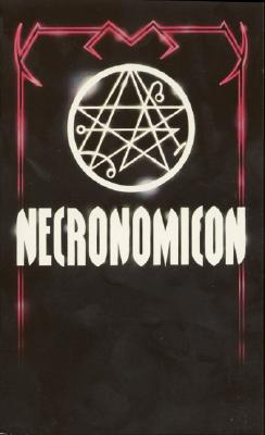 Necronomicon Cover Image