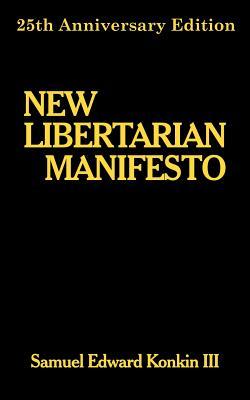 New Libertarian Manifesto Cover Image