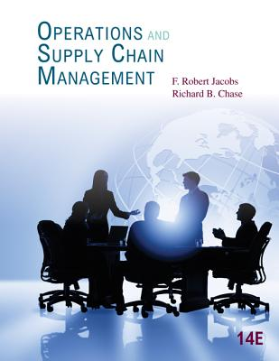 Operations and Supply Chain Management with Connect Access Card Cover Image