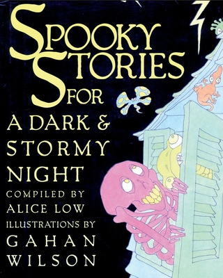 Spooky Stories for a Dark and Stormy Night Cover Image