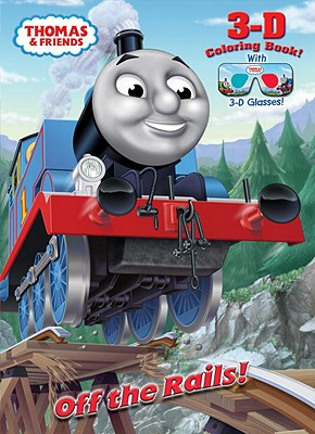 Off the Rails! (Thomas & Friends) Cover