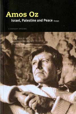 Israel, Palestine and Peace Cover