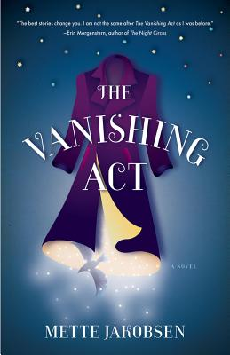 The Vanishing Act Cover