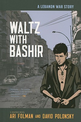 Waltz with Bashir Cover