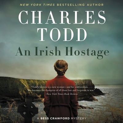 An Irish Hostage Lib/E Cover Image