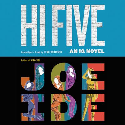 Hi Five Lib/E Cover Image