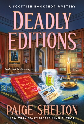 Deadly Editions: A Scottish Bookshop Mystery Cover Image
