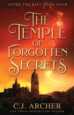 Cover for The Temple of Forgotten Secrets