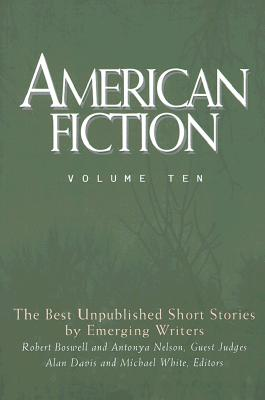 American Fiction, Volume Ten Cover