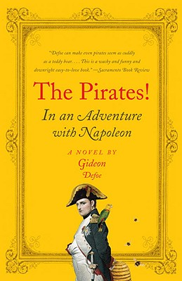 The Pirates! Cover