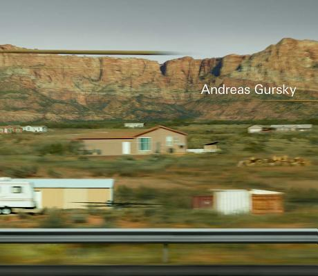 Andreas Gursky Cover Image