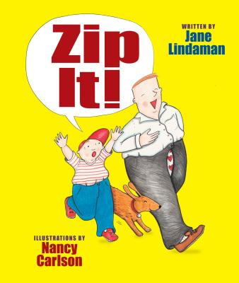 Zip It! Cover