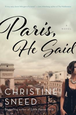 Cover for Paris, He Said