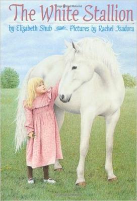 The White Stallion Cover Image