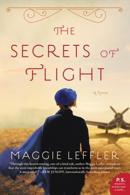 The Secrets of Flight: A Novel cover