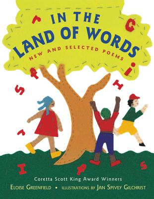 In the Land of Words: New and Selected Poems Cover Image