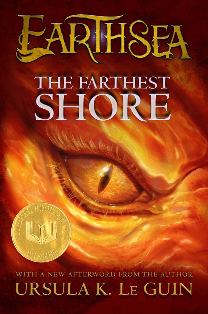 The Farthest Shore (Earthsea Cycle #3) Cover Image