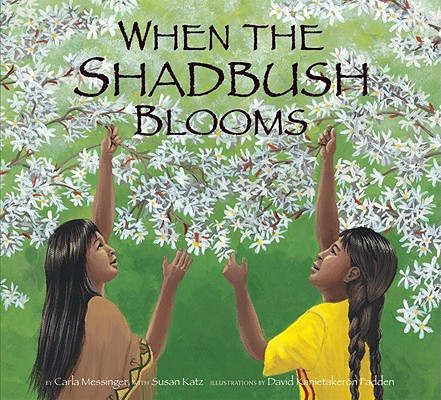 When the Shadbush Blooms Cover