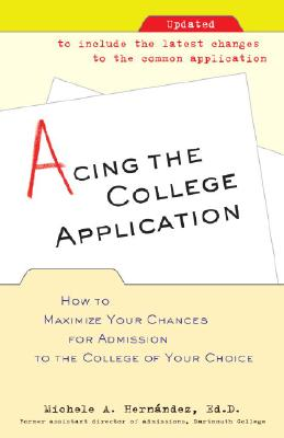 Acing the College Application Cover