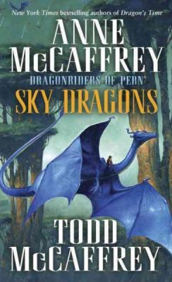Sky Dragons Cover