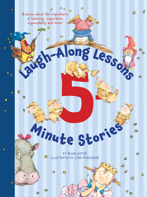 Laugh-Along Lessons 5-Minute Stories Cover Image