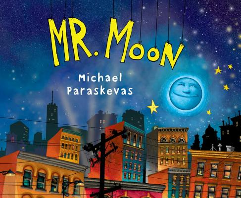 Cover for Mr. Moon