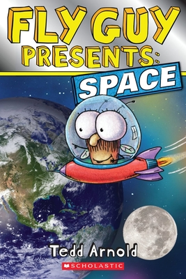 Fly Guy Presents: Space (Scholastic Reader, Level 2) Cover Image