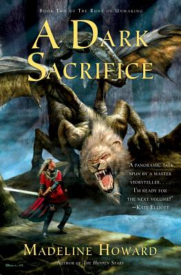 A Dark Sacrifice: Book Two of the Rune of Unmaking Cover Image