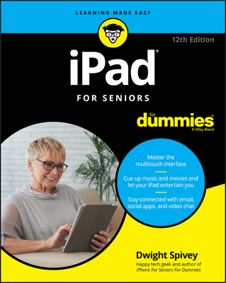 iPad for Seniors for Dummies Cover Image